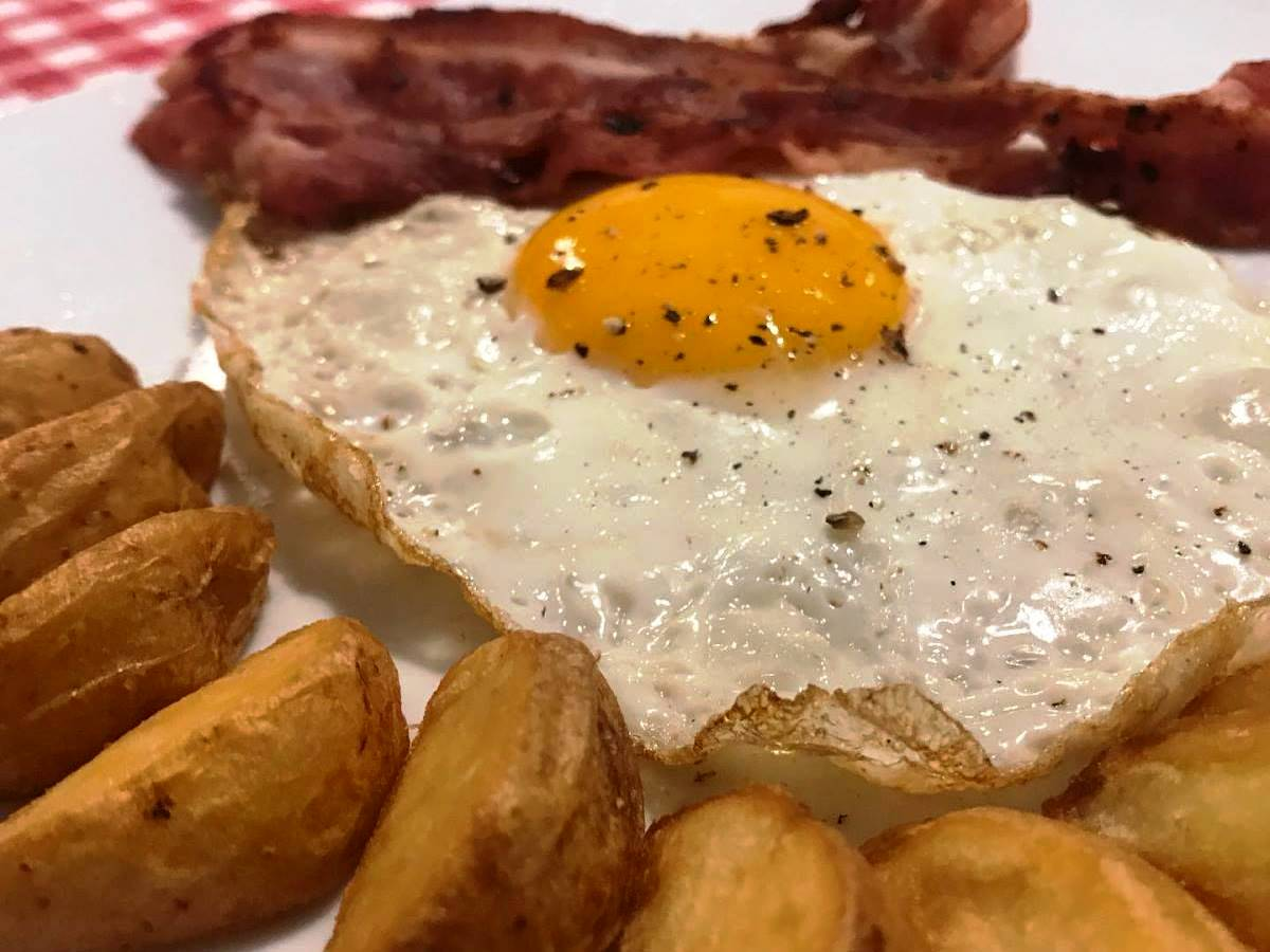 Neu im Jones!<br /> Classic American Breakfast